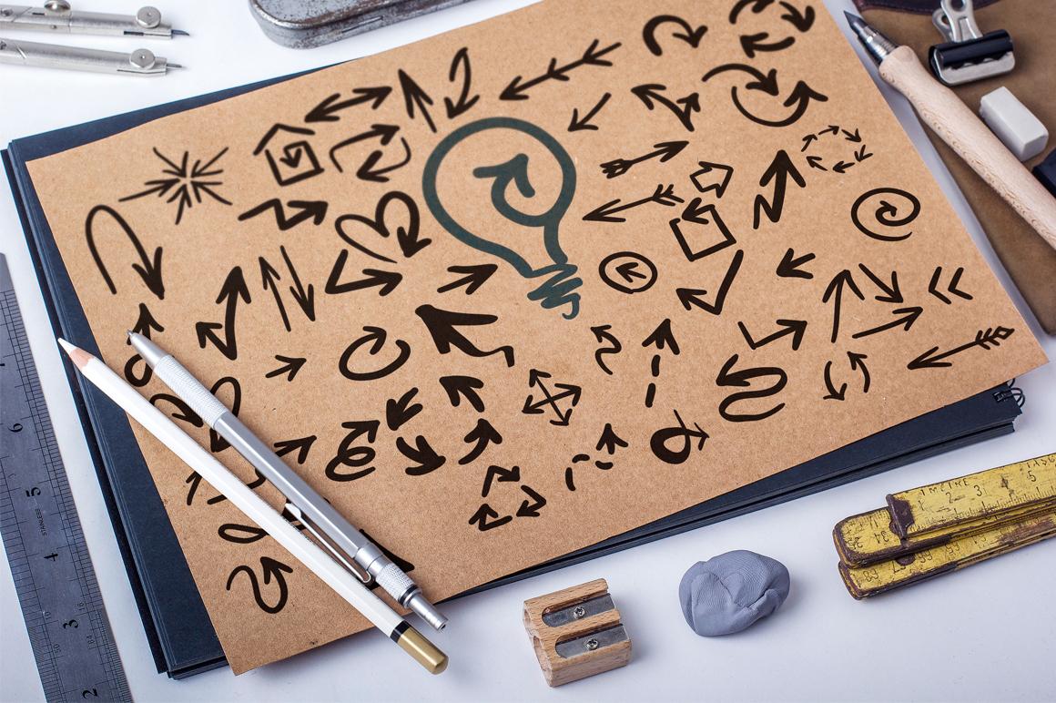 50 Arrows bundle. Vol. 2 example image 4