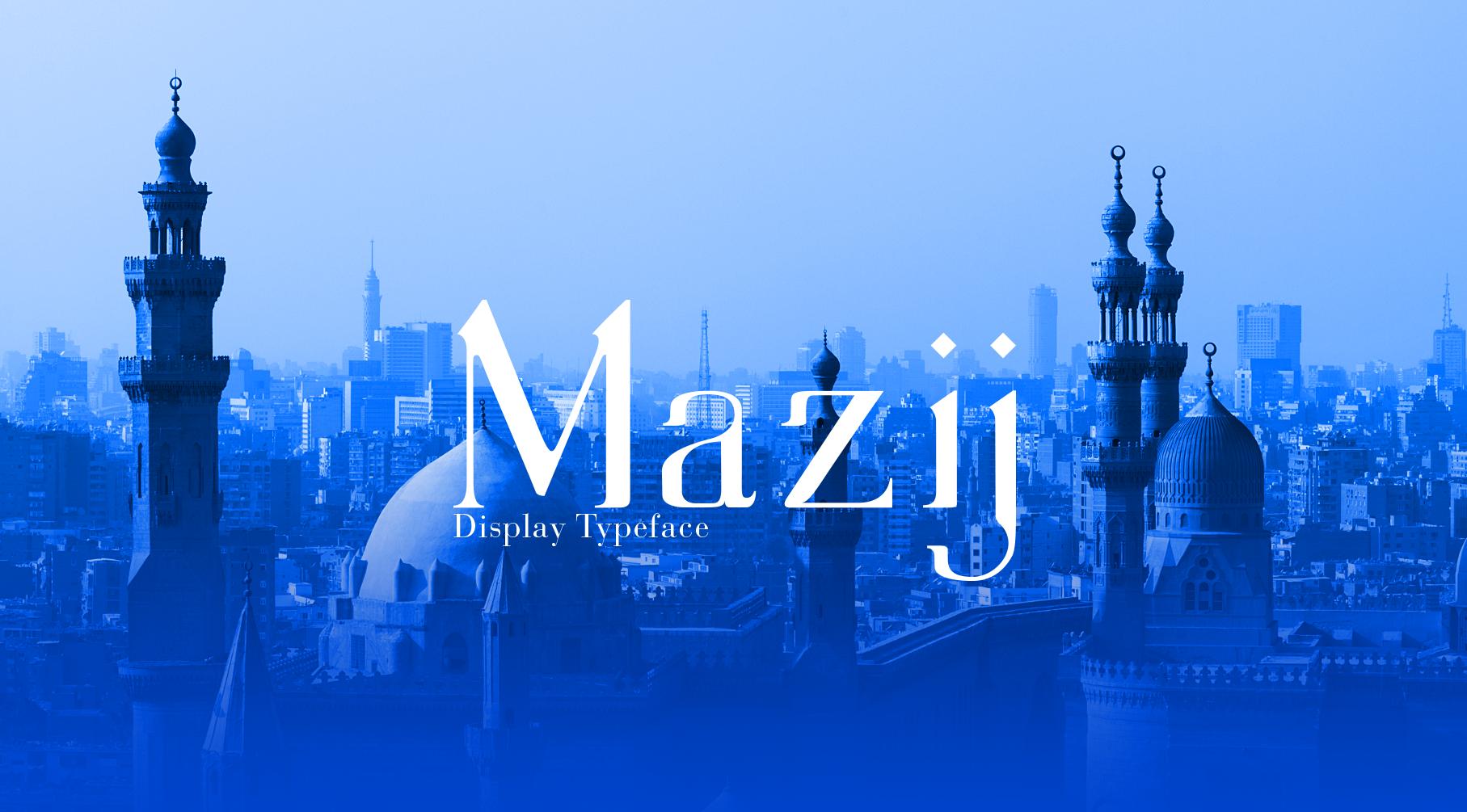 mazij typeface example image 1