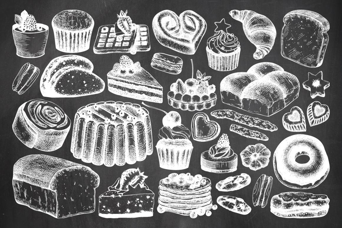 Bakery Menu Design example image 2