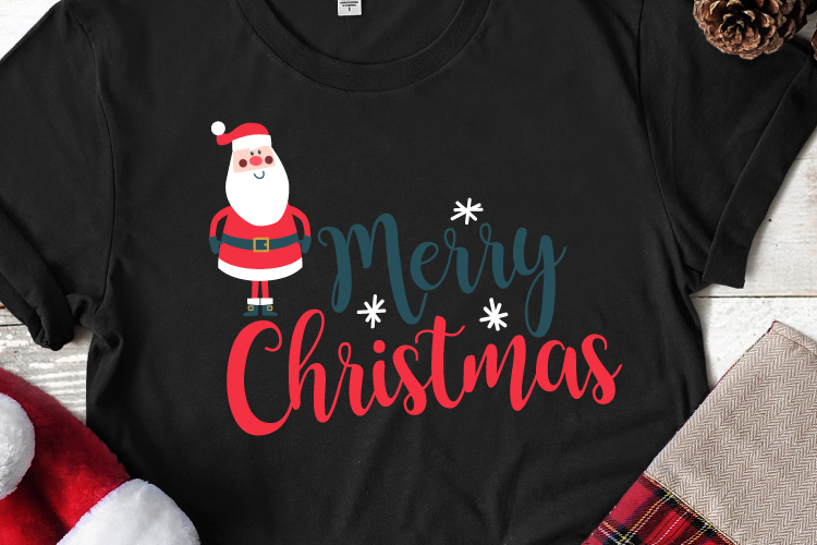 Merry Christmas Svg, Christmas, Christmas Svg, Svg Files example image 1