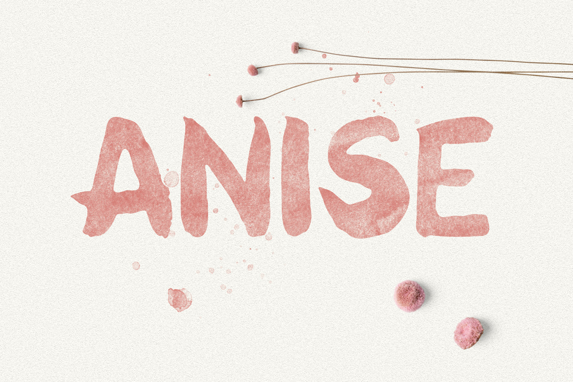Anise Font example image 2