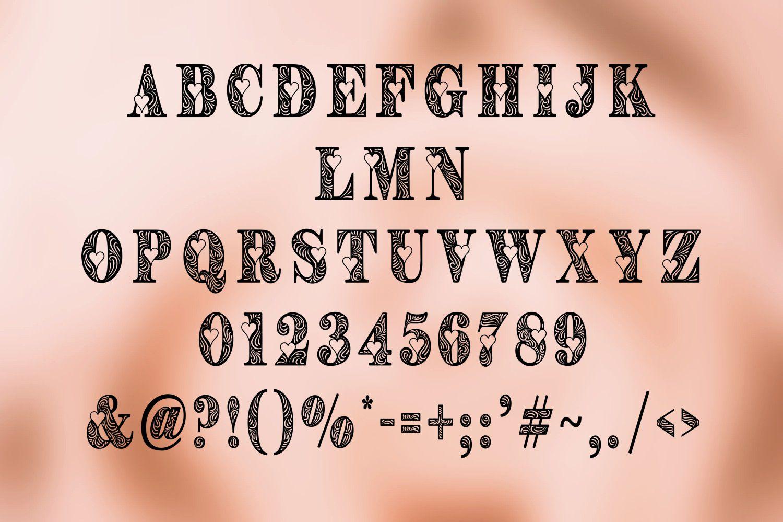 Valtin font example image 2