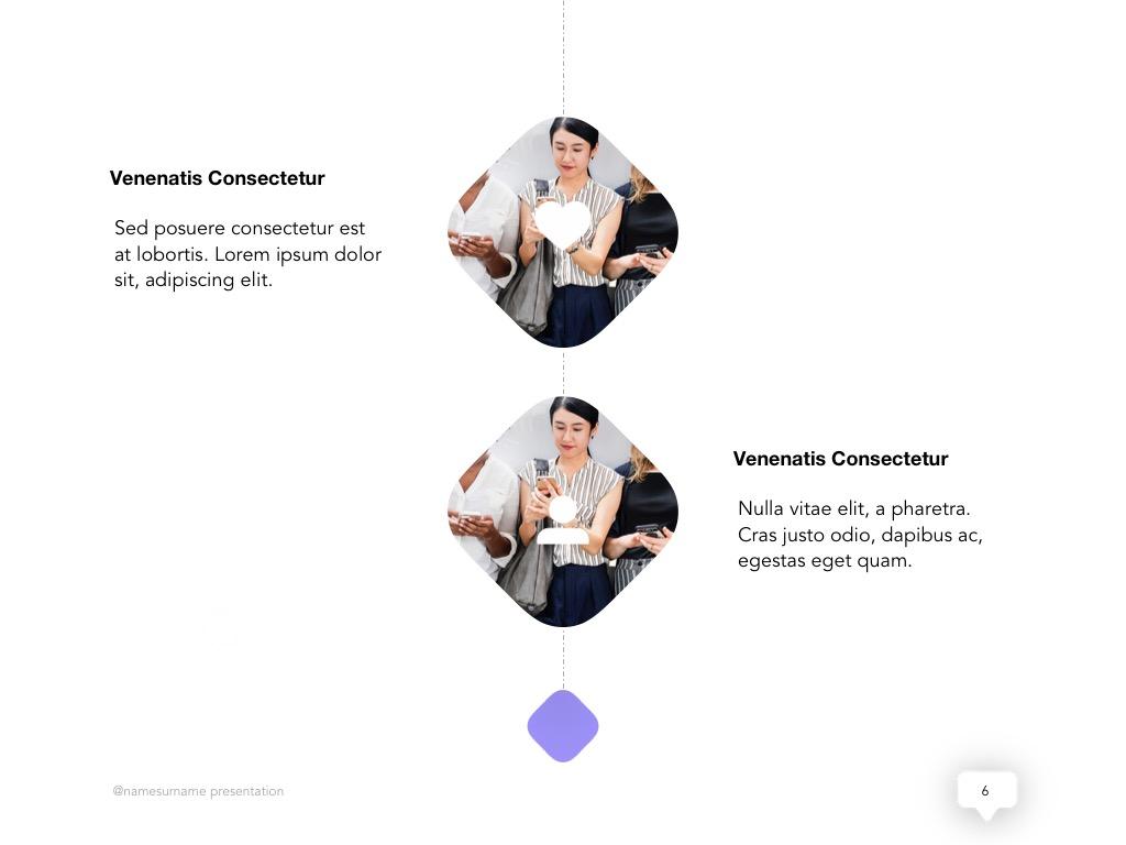 Influencer Marketing Google Slides Template example image 7