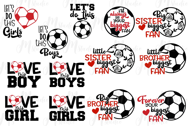 Soccer svg bundle example image 7
