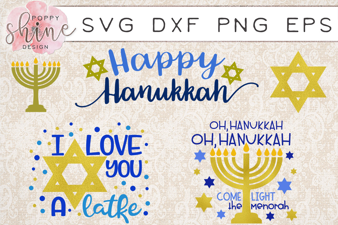 HUGE Holiday Bundle of 78 SVG PNG EPS DXF Cutting Files example image 5