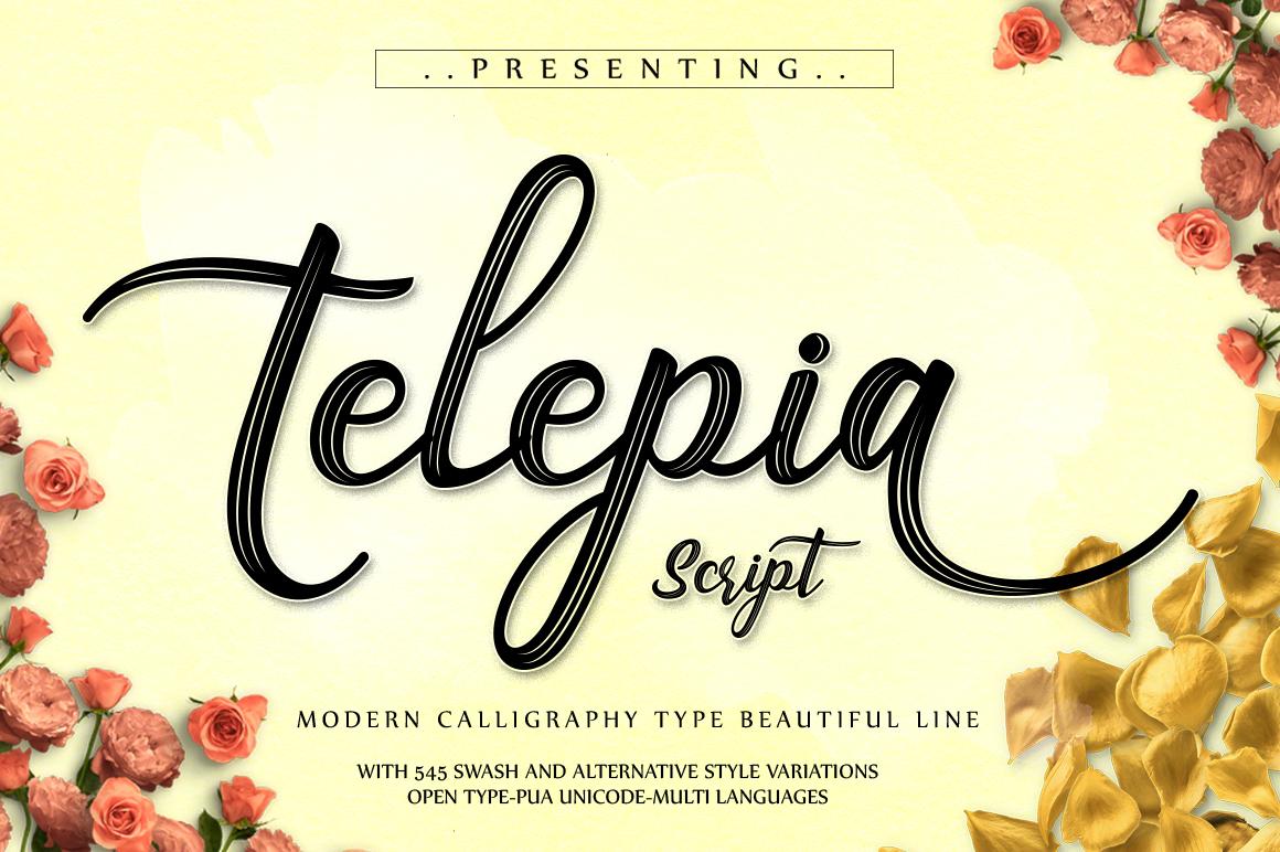 Telepia Script example image 1