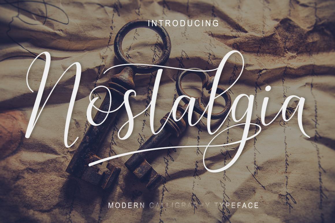 Nostalgia Script example image 1