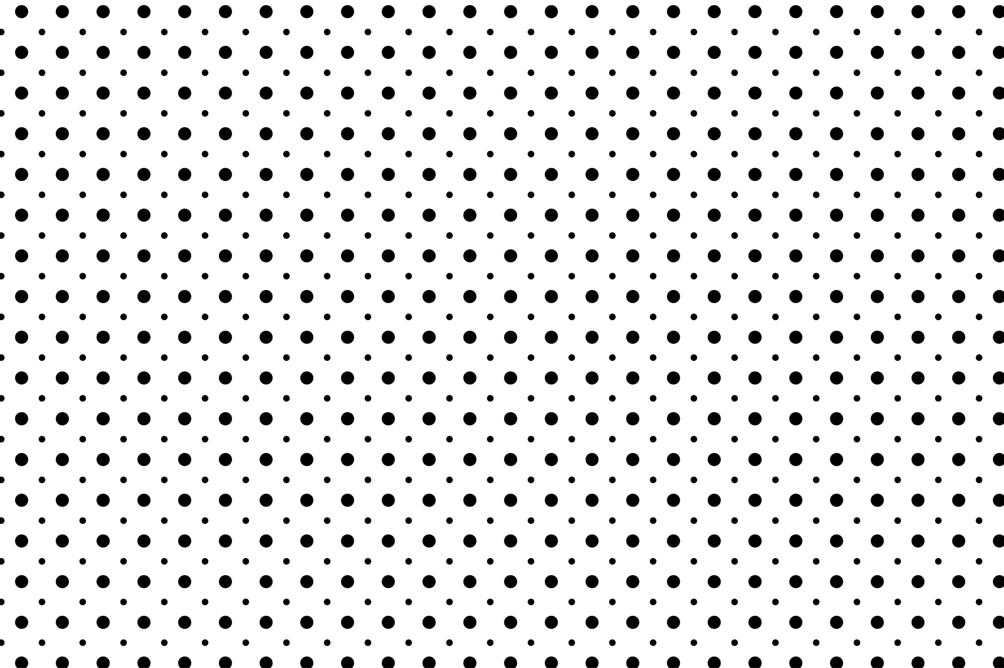 Set of dotted seamless patterns. example image 12