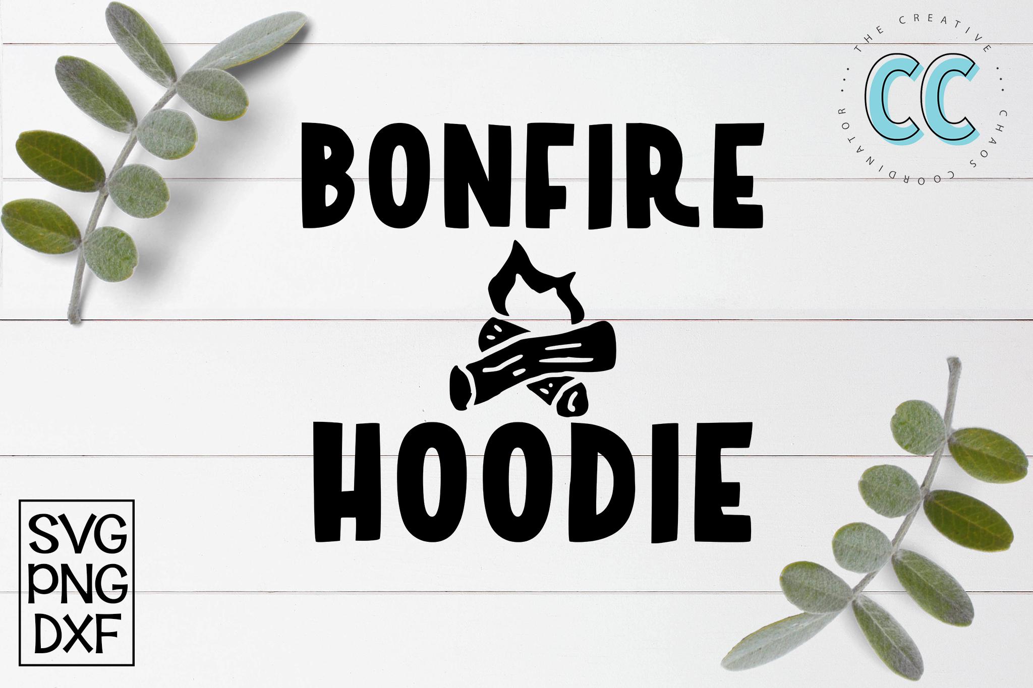 Bonfire Hoodie example image 1