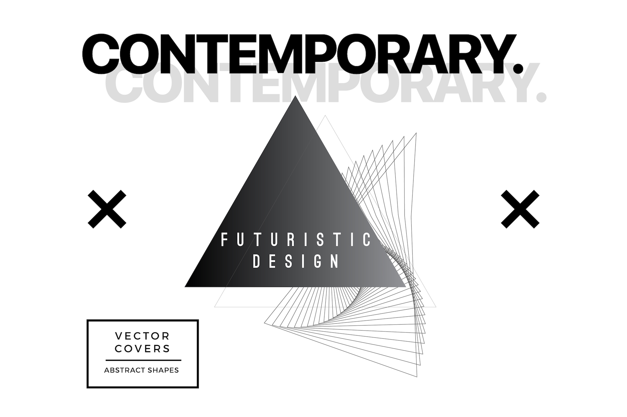 Try Contemporary - Geometric Covers example image 2