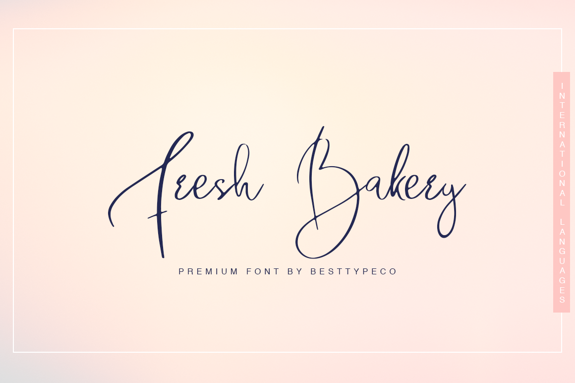 Freshly Font Bundle example image 21