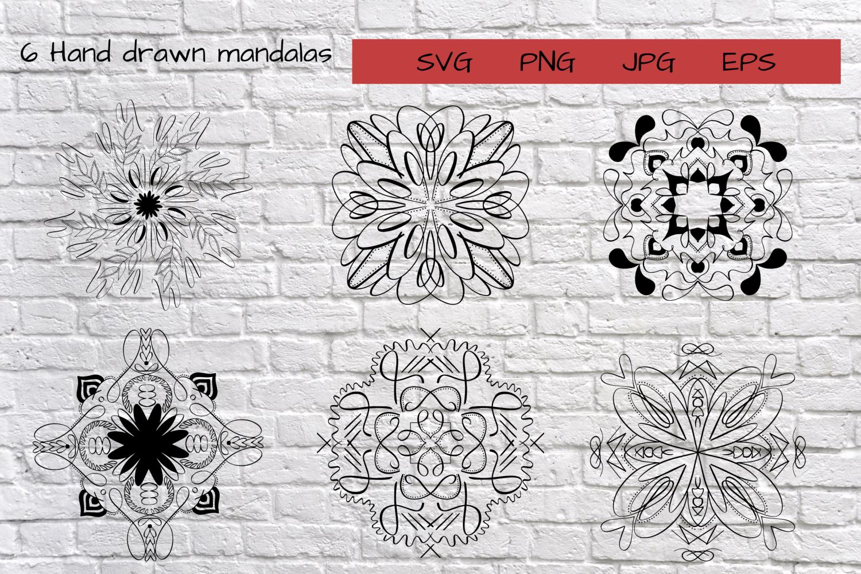 Mandalas bundle example image 1