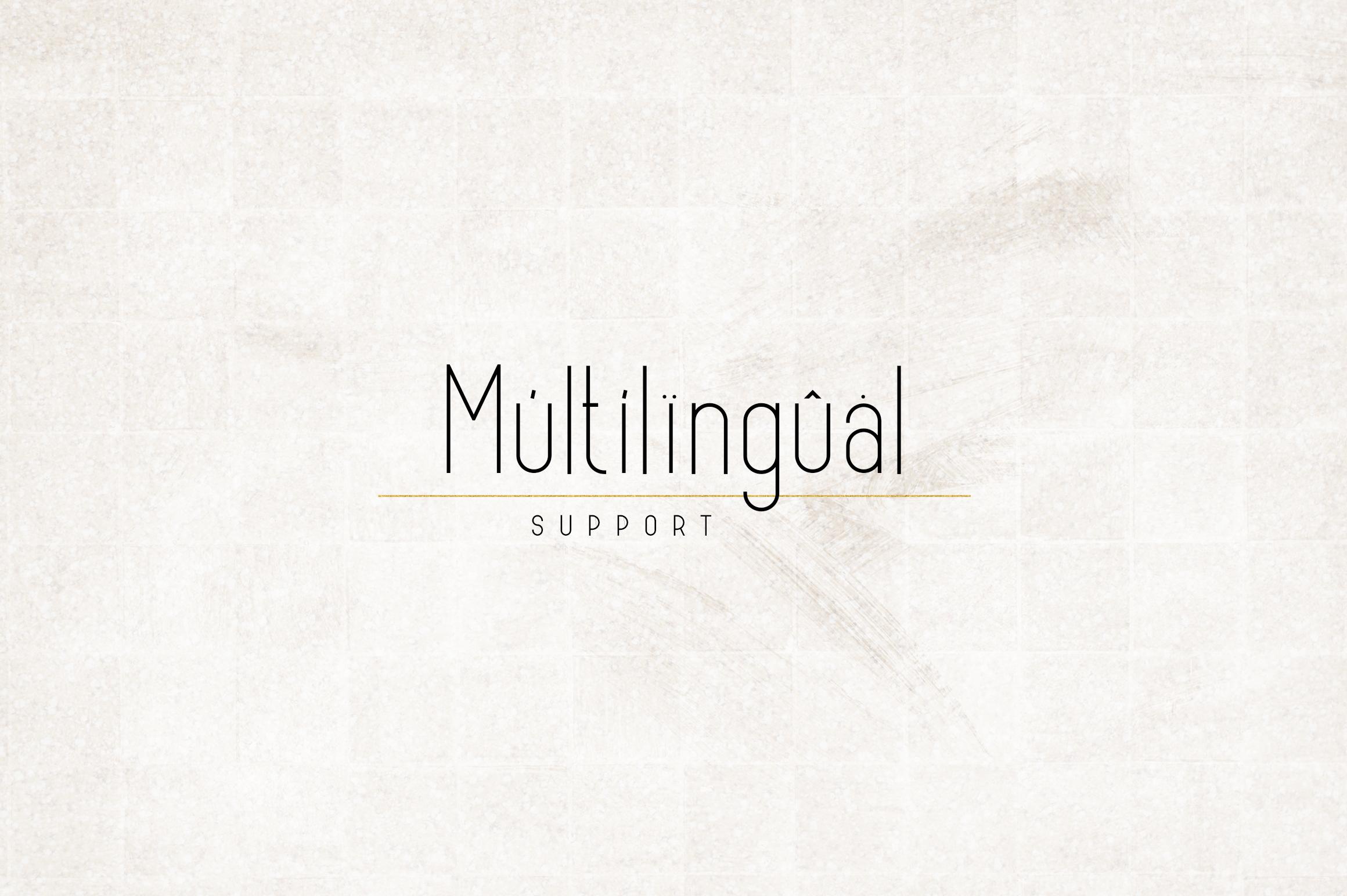Opinio - Sans serif family example image 7