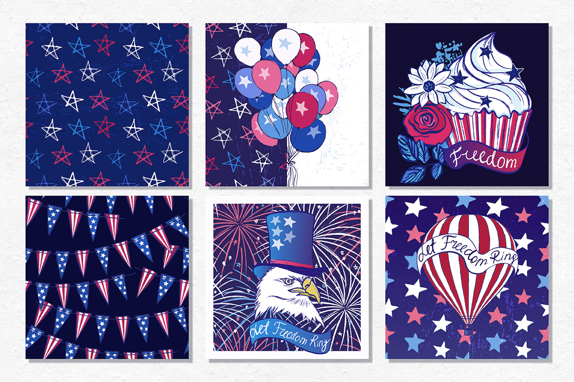 July 4th Independence Day Party example image 5