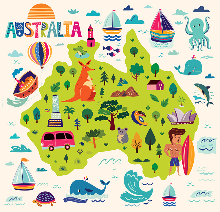 Australian symbols example image 2