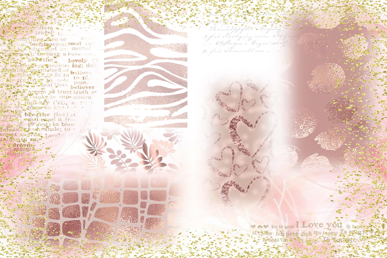 Printable Journal Kit with free Ephemera JPEG PNG PDF example image 6