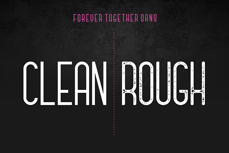 Forever Together - Romantic Font Duo example image 9