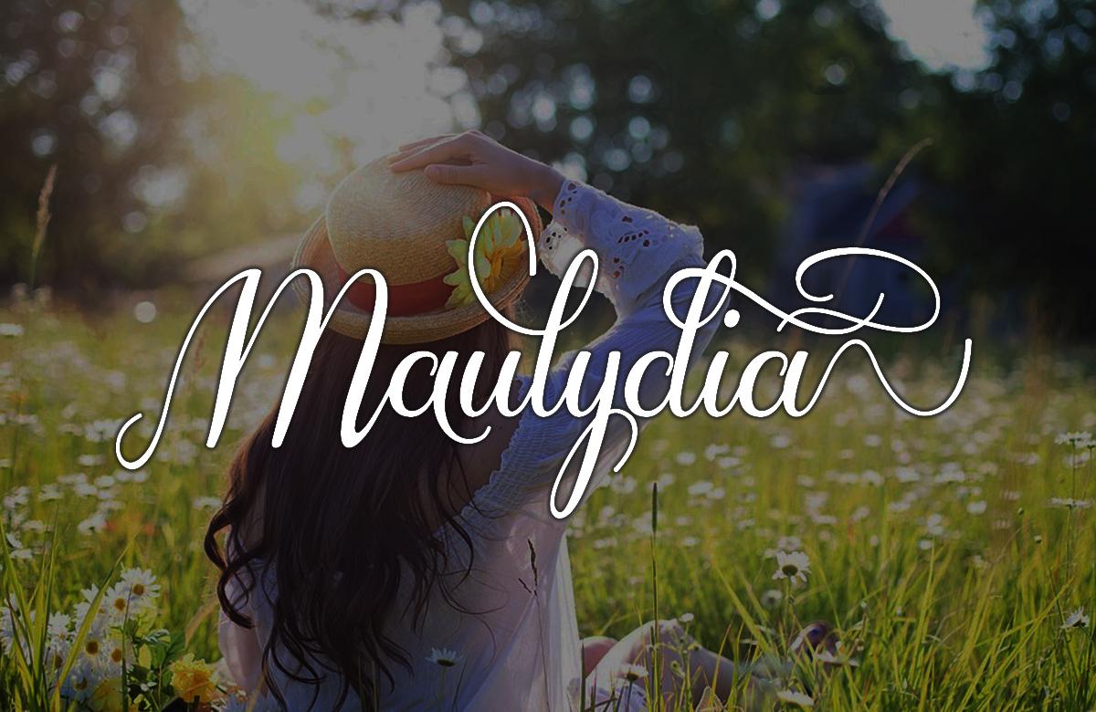 Maulydia example image 2