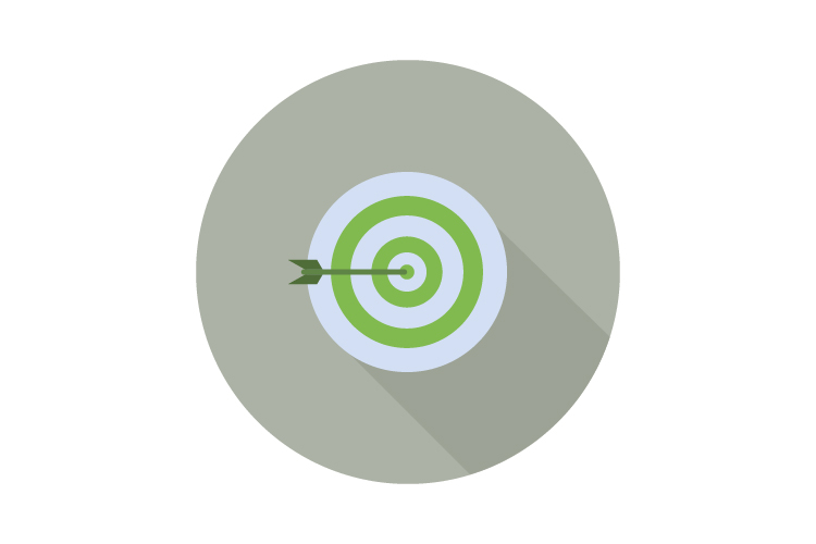 Target icon example image 1