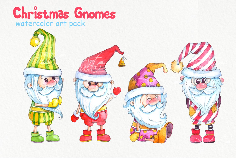 Christmas Gnomes Clipart.Scandinavian Christmas Gnome Clipart Png Gnome Clip Art