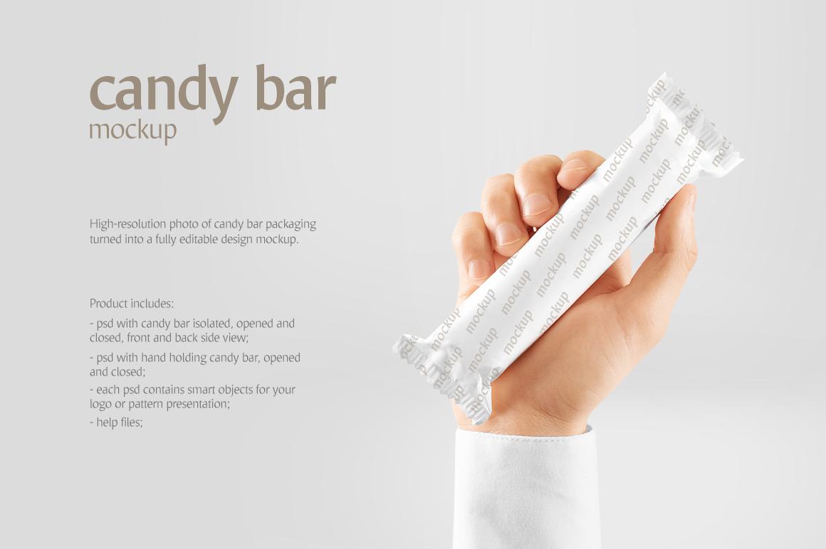 candy bar mockup example image 2