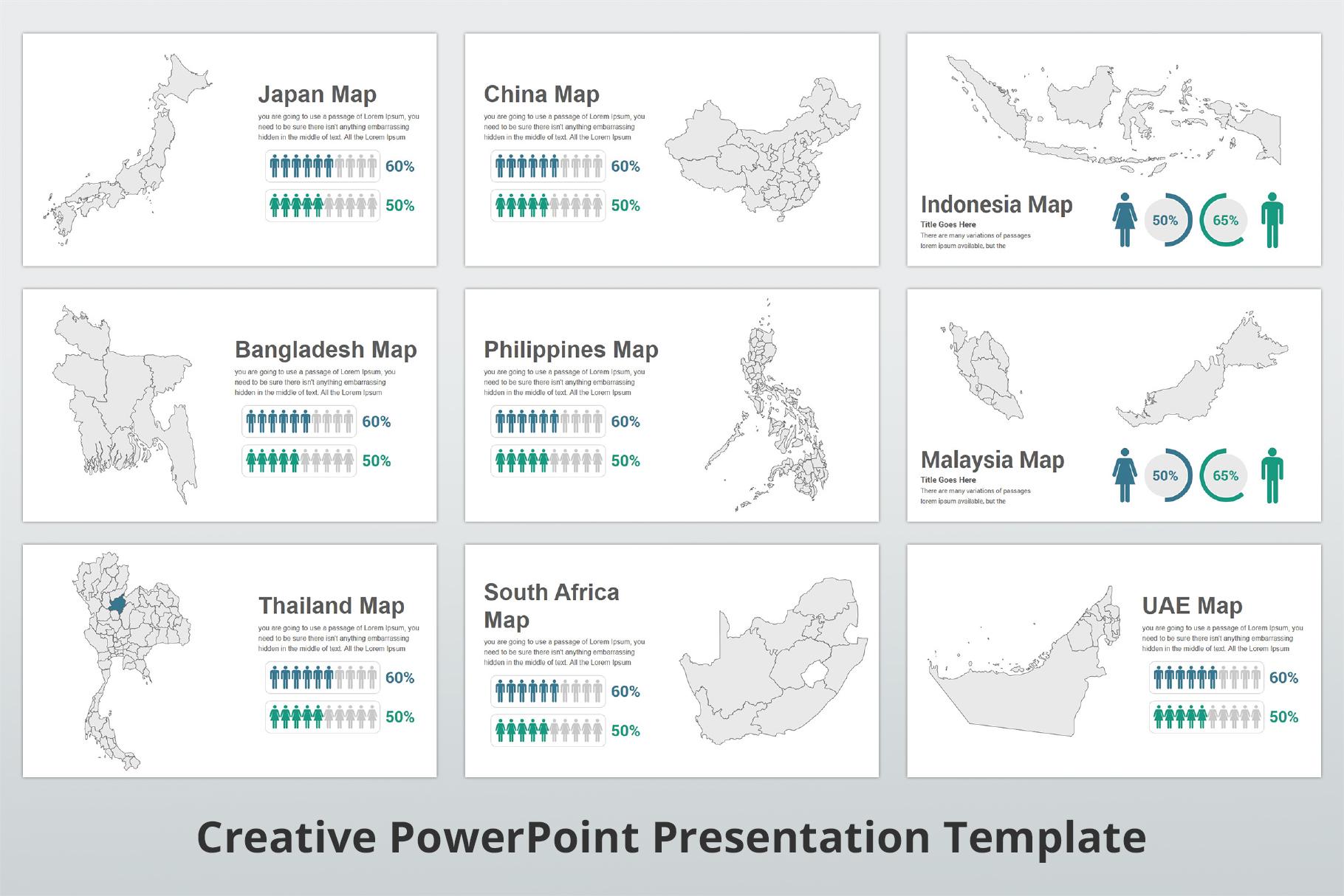 Creative multipurpose PowerPoint Presentation Template example image 21