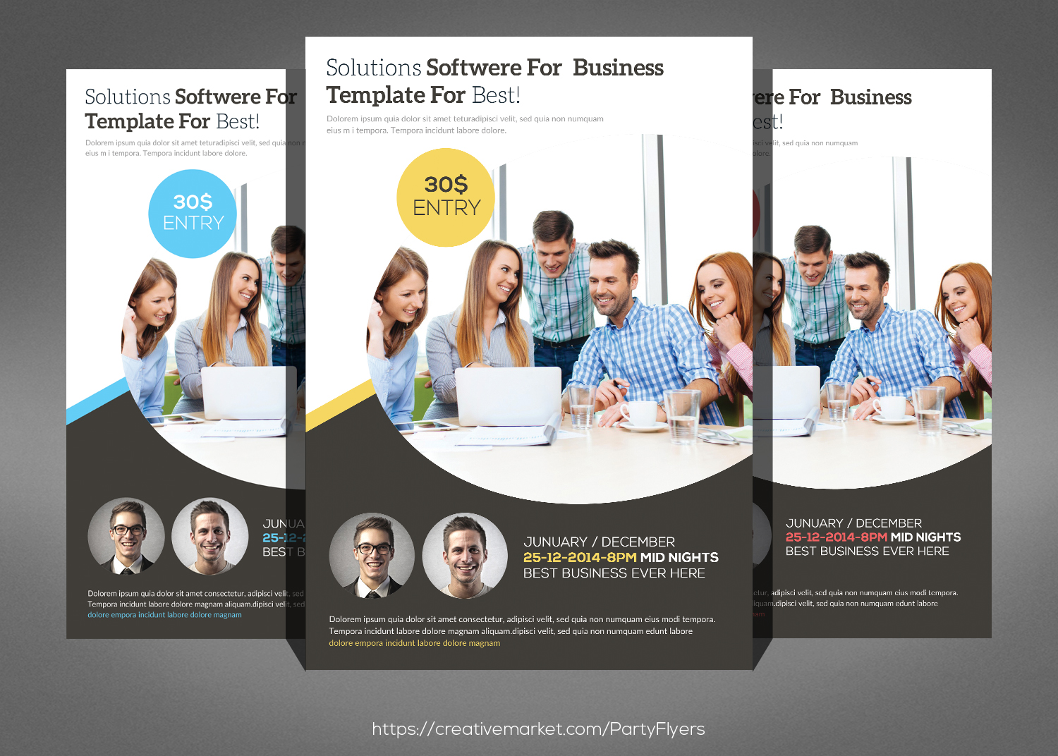 Corporate Flyer Bundle example image 2