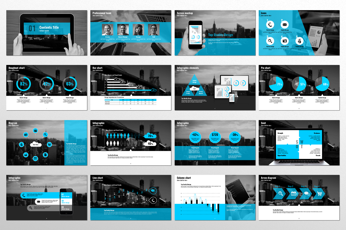 Information Technology Presentation example image 2