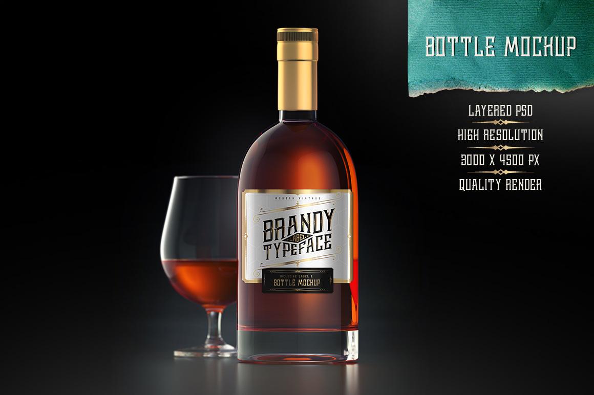 Brandy design set example image 2
