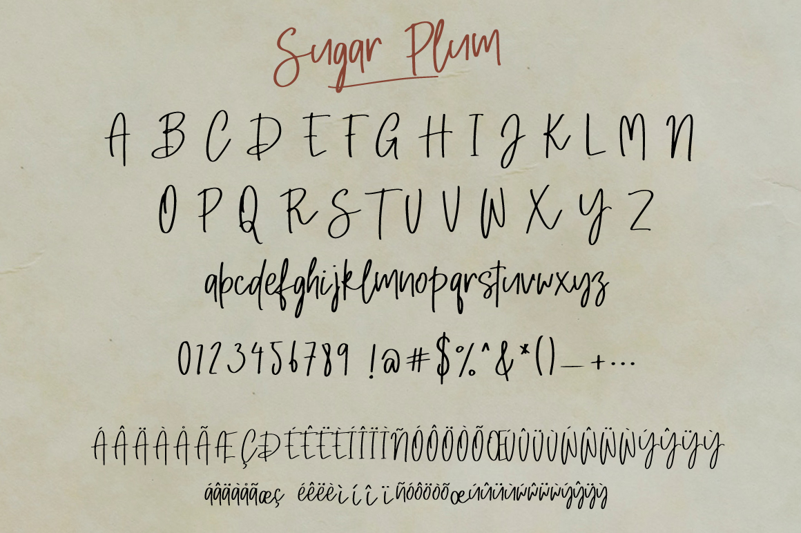 Sugar plum example image 5