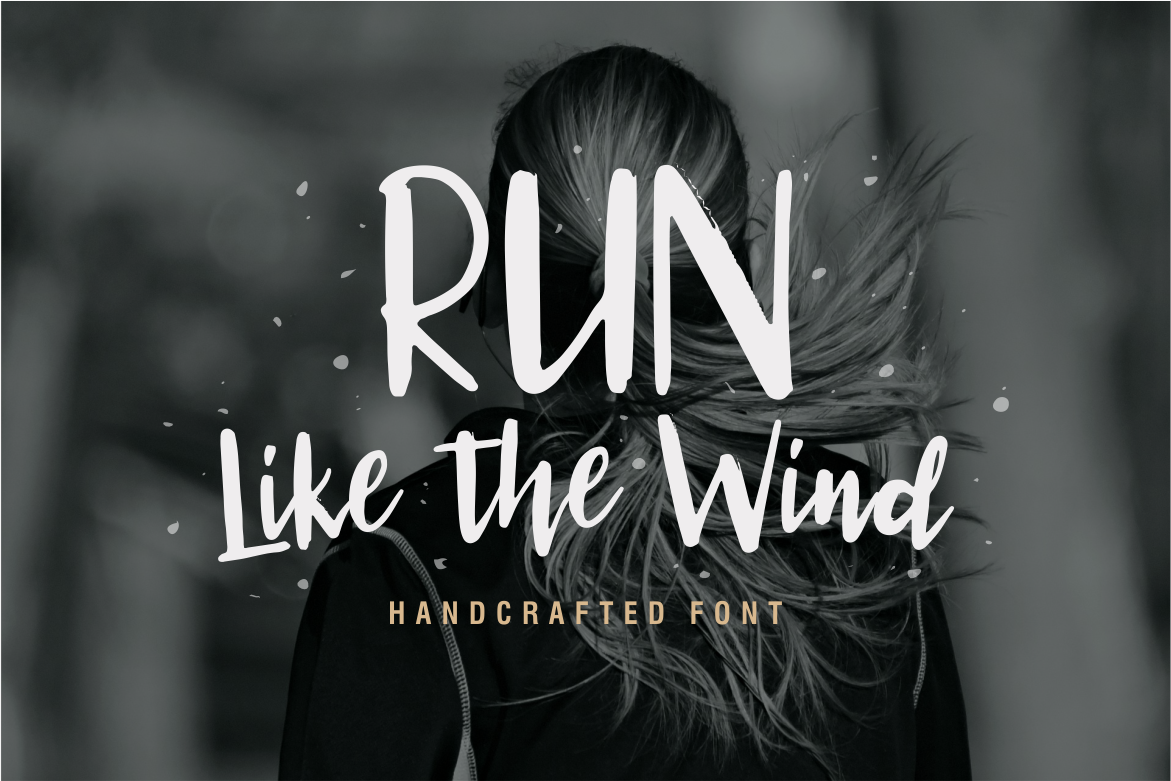 Kingtone // Handcrafted Script Font example image 2