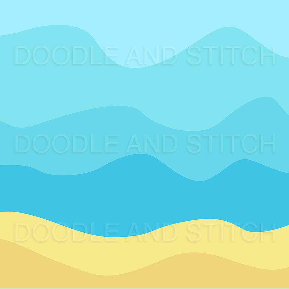 Shark Family Clipart Designs example image 4