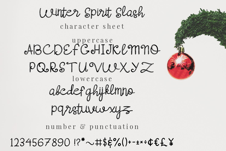 Winter Spirit example image 5