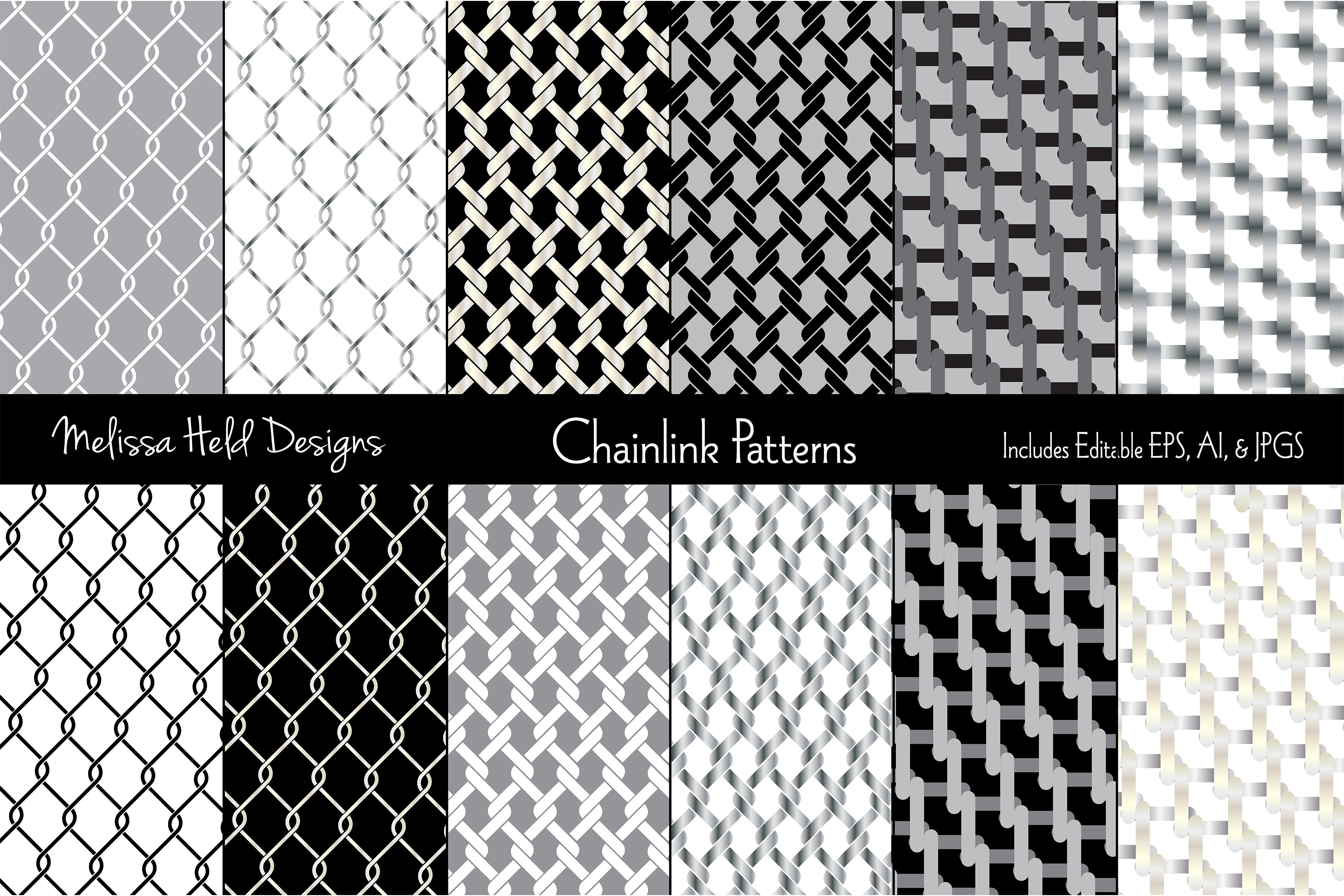 Chainlink Patterns example image 1