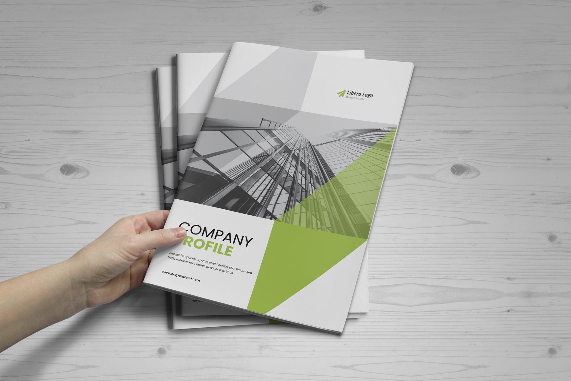 Company Profile Brochure v7 example image 15