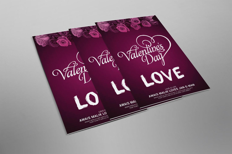 Happy Valentine Day example image 2