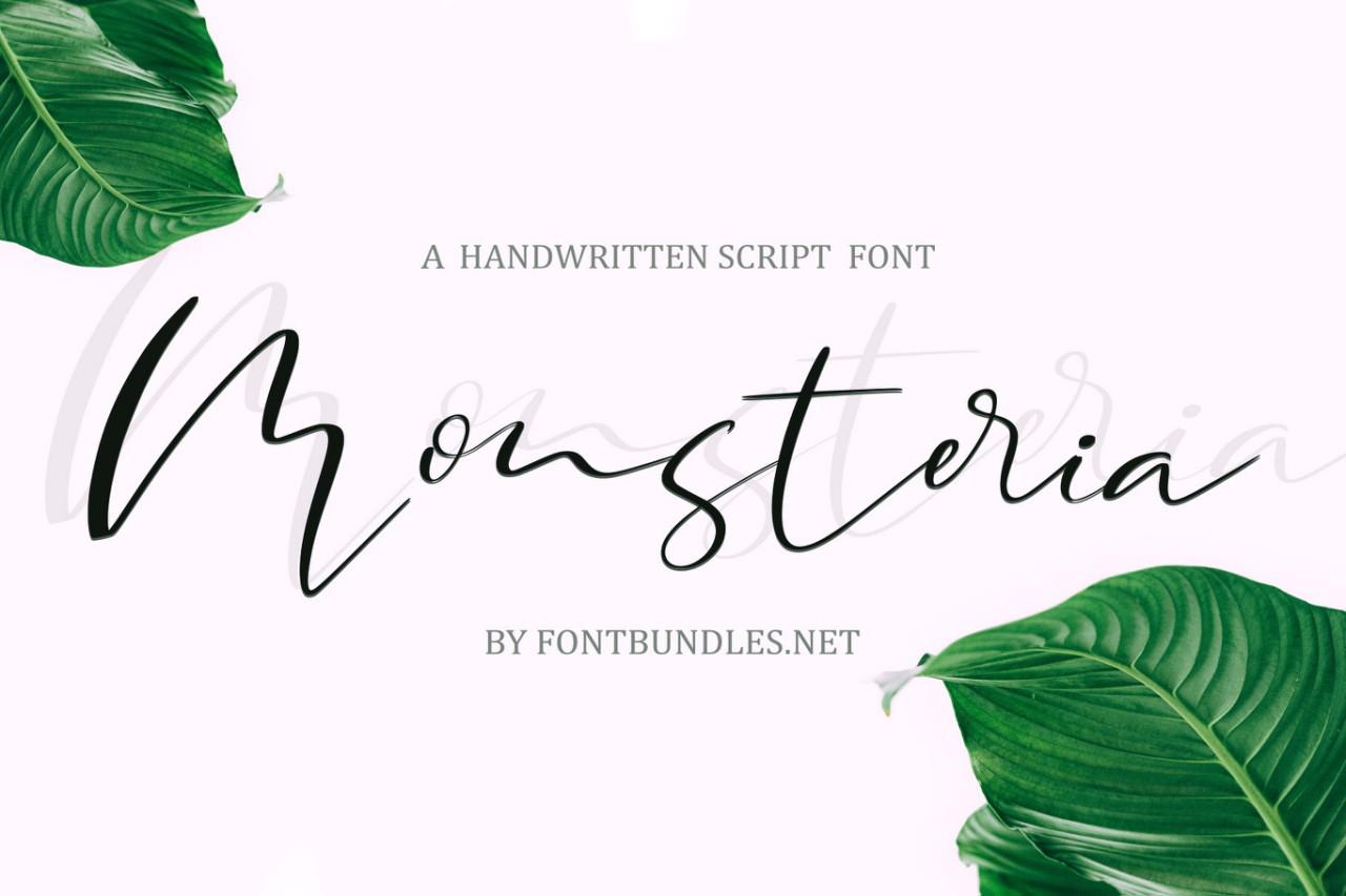 Monsteria Script example image 1