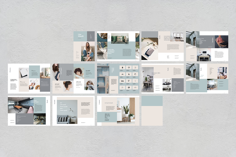 SOFT - Creative Portfolio example image 8