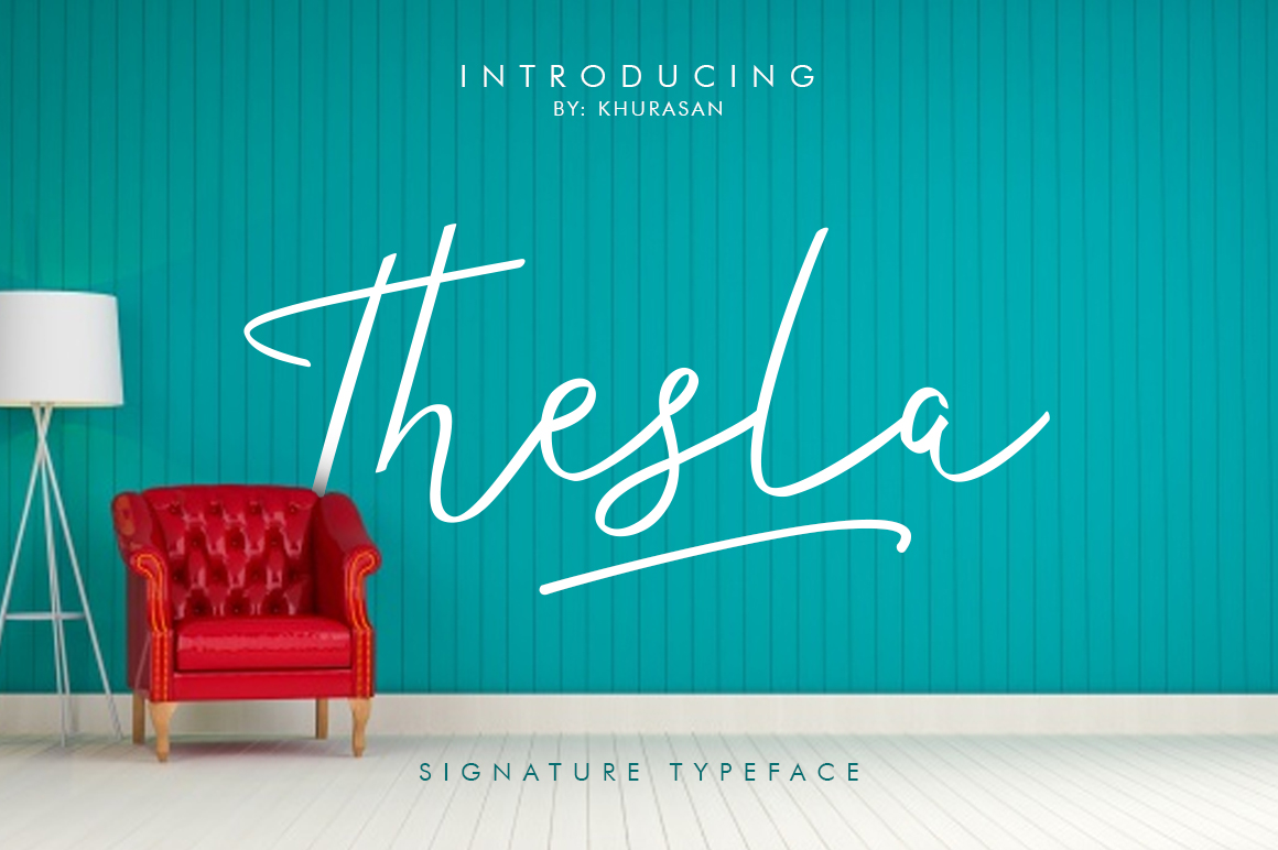 Thesla Script example image 1