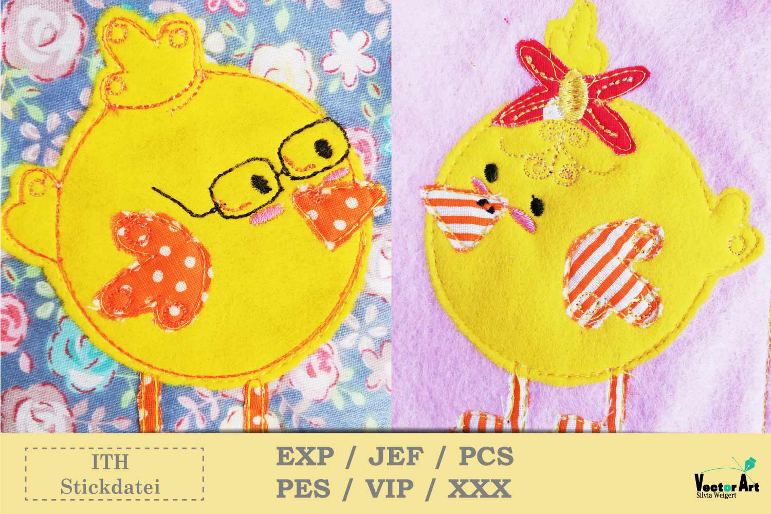 ITH Easter Bundle - Machine Embroidery Files - 10 Projects example image 12