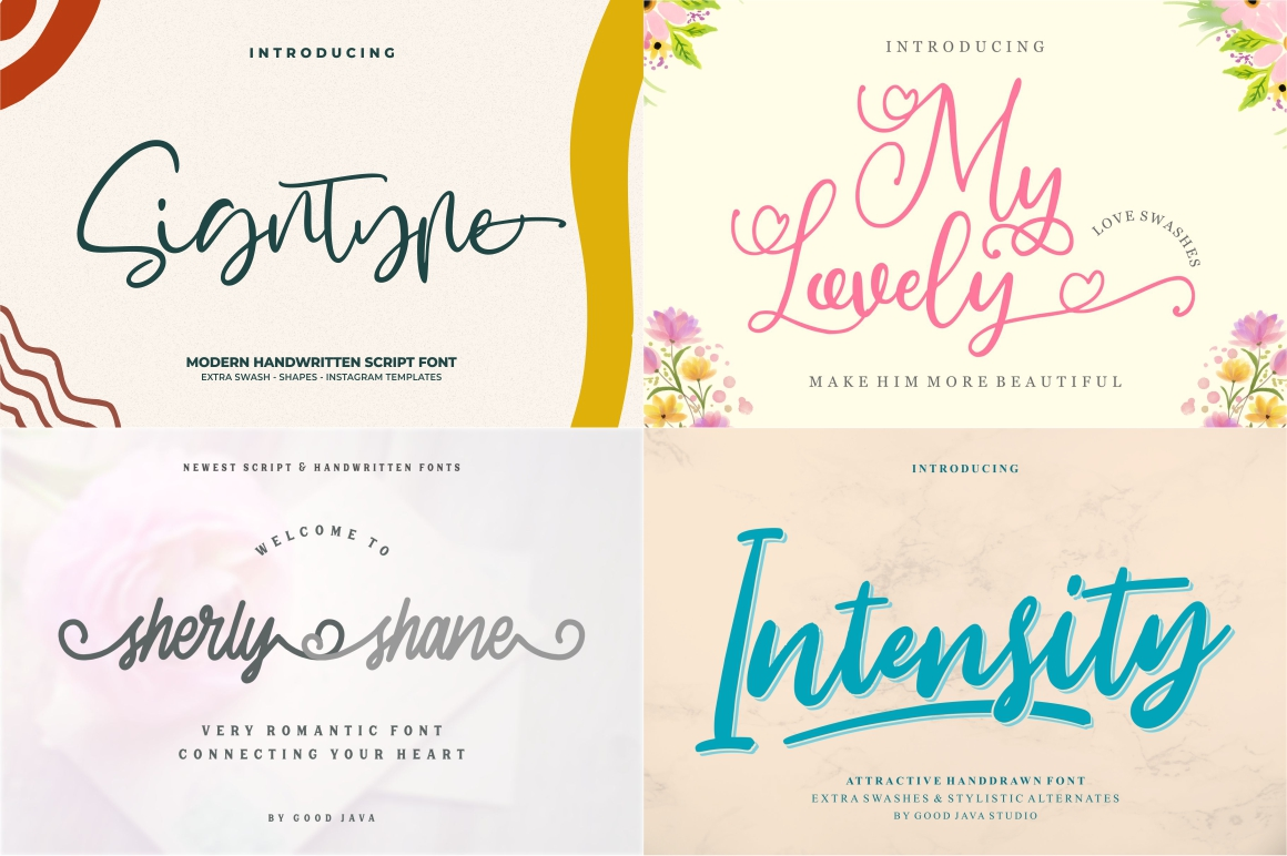 BEST CRAFTER FONT COLLECTIONS example image 3