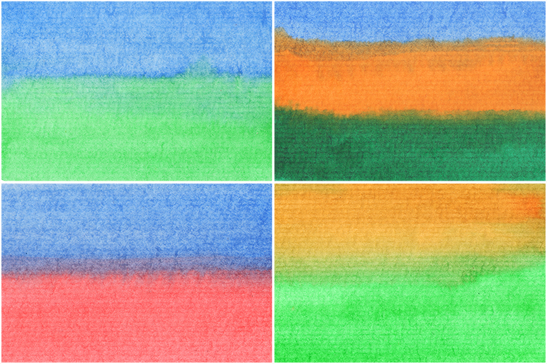 50 Watercolor Backgrounds 04 example image 13