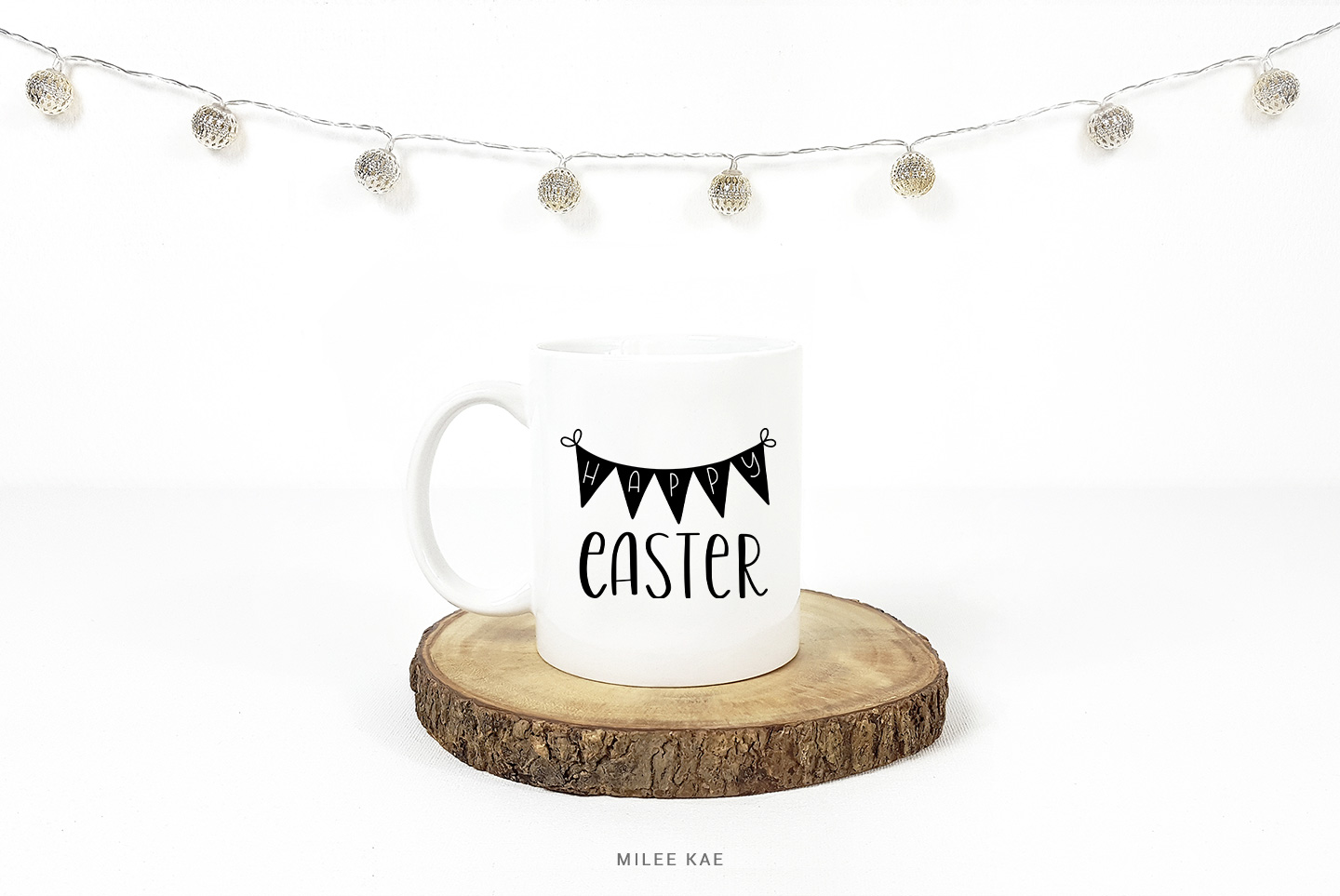 Happy Easter SVG, Cutting file, Decal example image 3