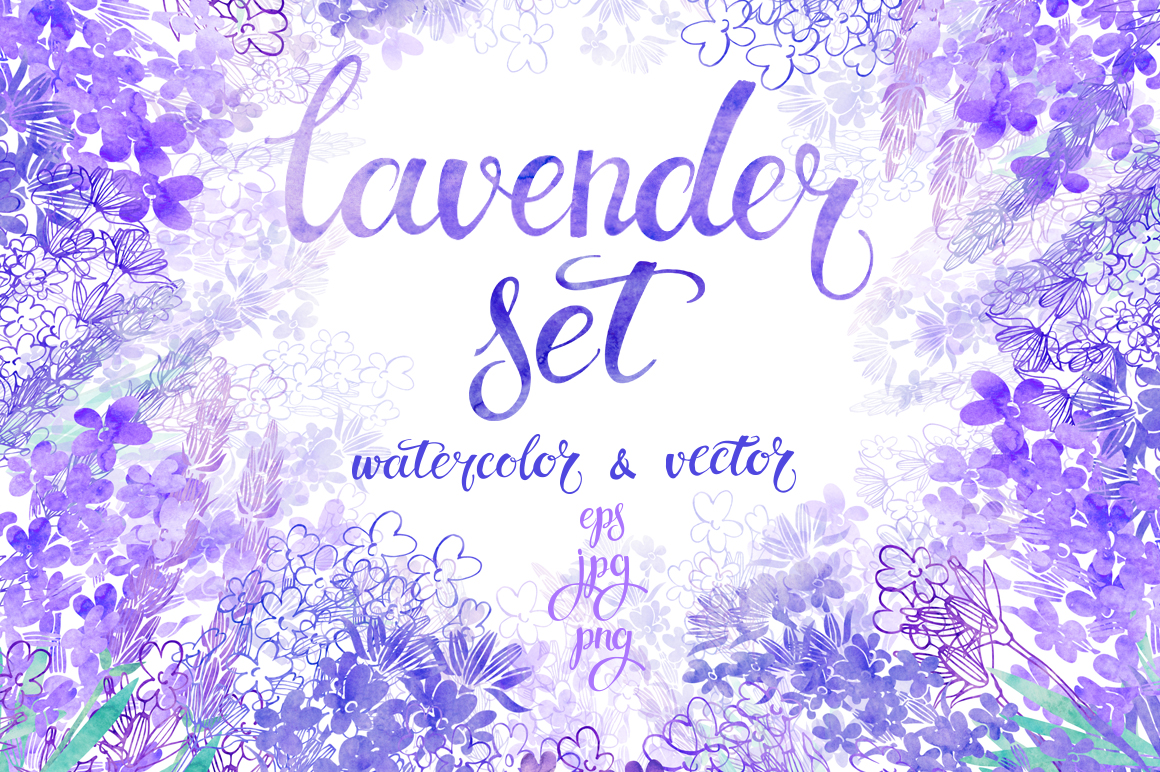 Lavender. example image 1