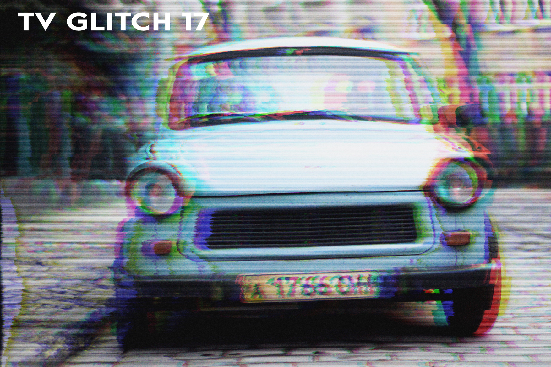 AL's Glitch TV Action Pack Vol. 1 example image 19