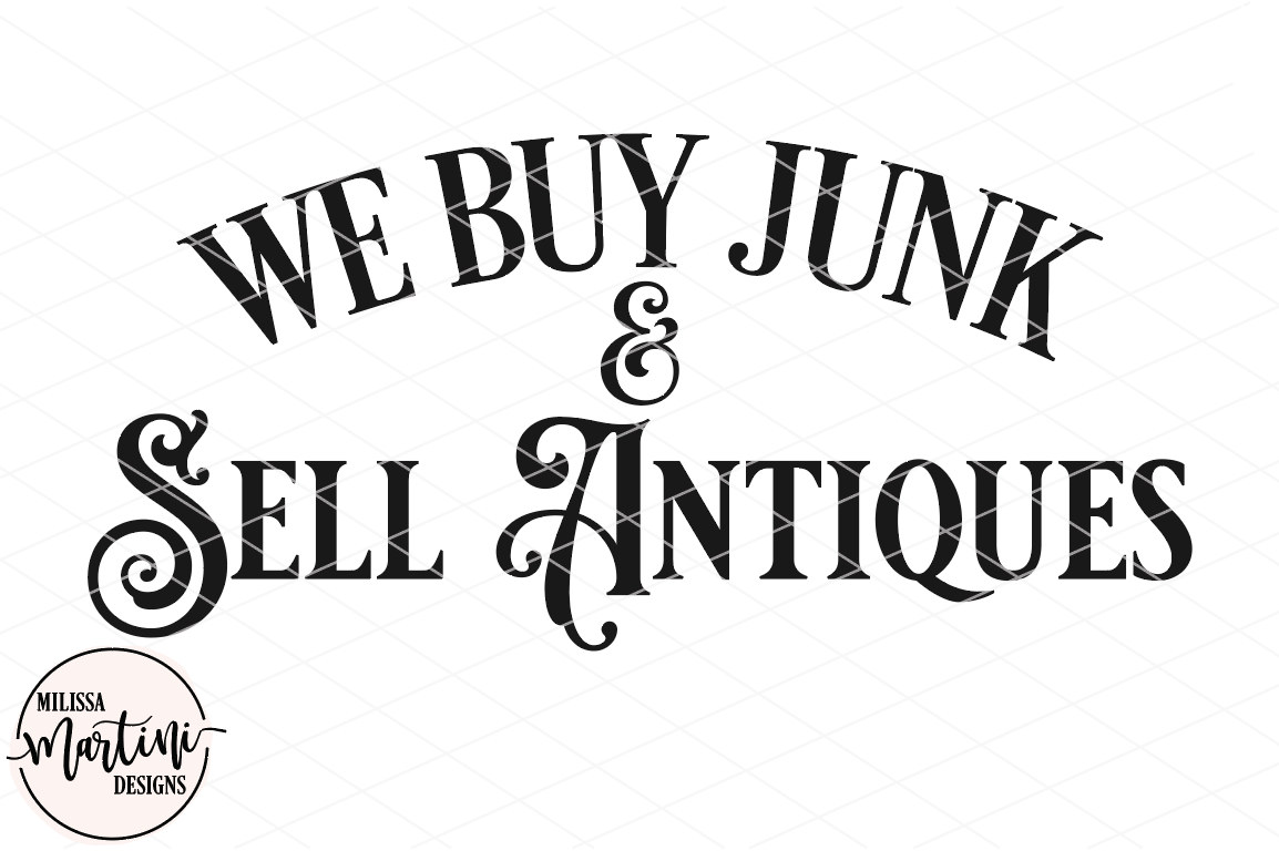 We Buy Junk & Sell Antiques example image 2