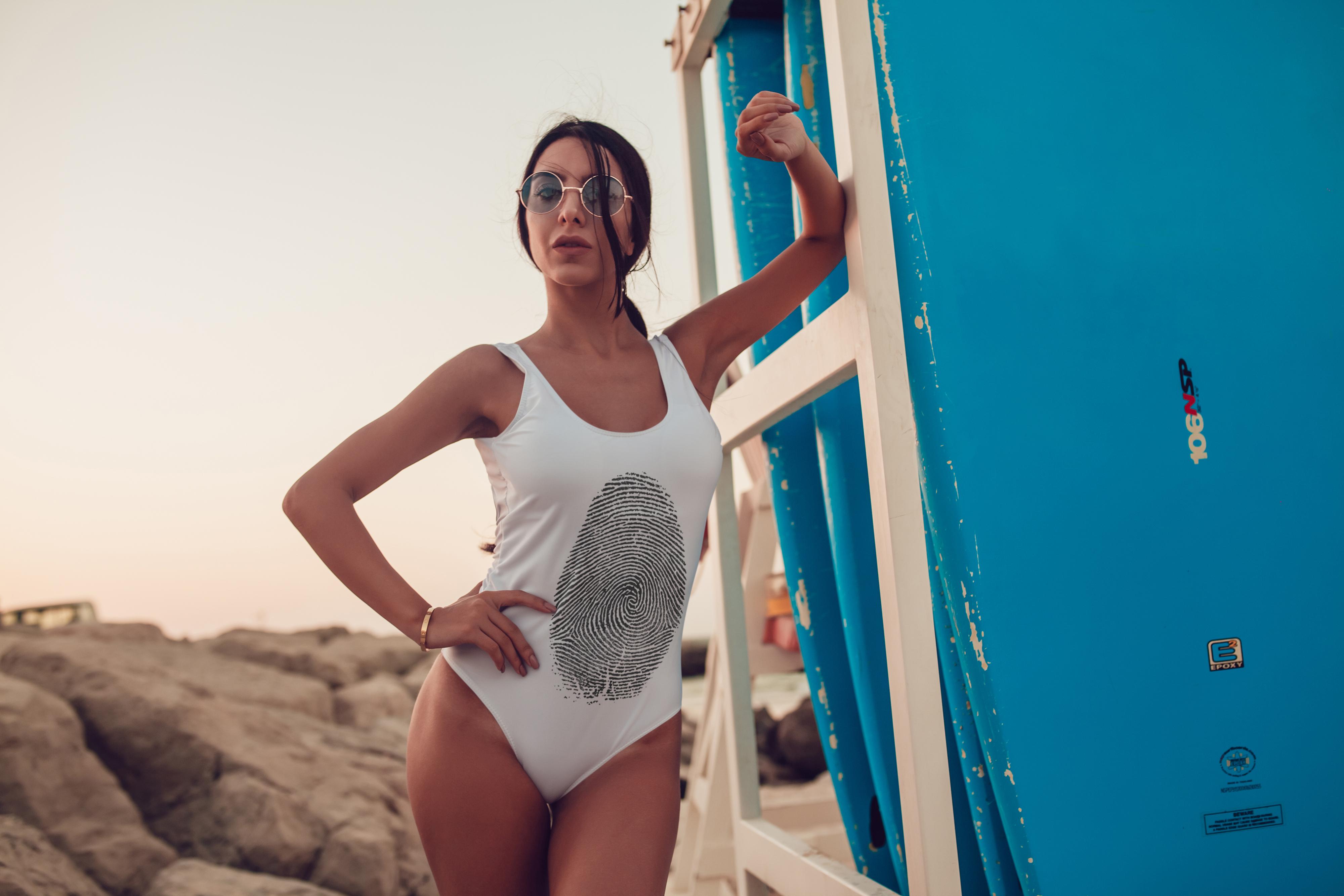 Bodysuit Mock-Up 2017 Vol.3 example image 16