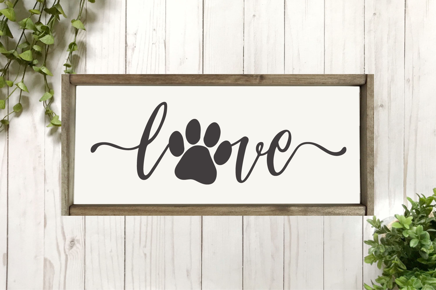 Dog SVG Bundle - Cut Files for Signs example image 7