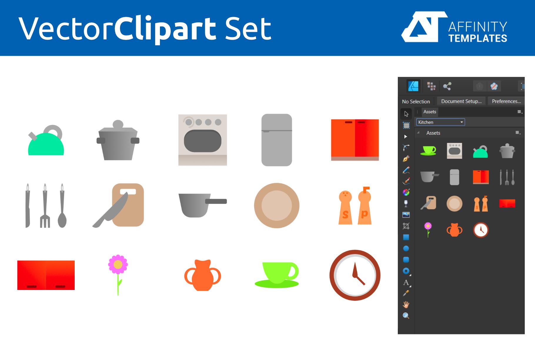 Affinity Designer Clip-atrs Bundle example image 15