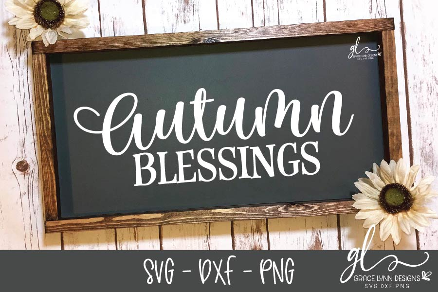 Thanksgiving Bundle - Fall Quotes - SVG, DXF & PNG example image 2